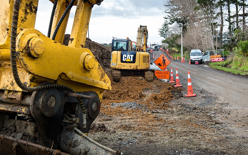 Roadworks | Auckland Airport