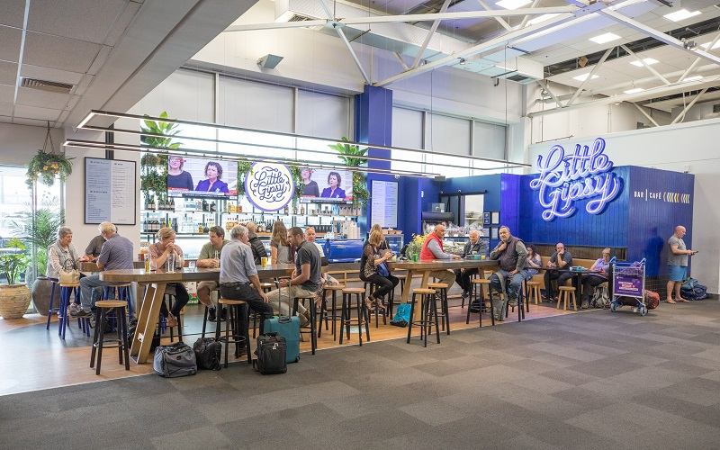 Where to Eat in the Auckland International Airport