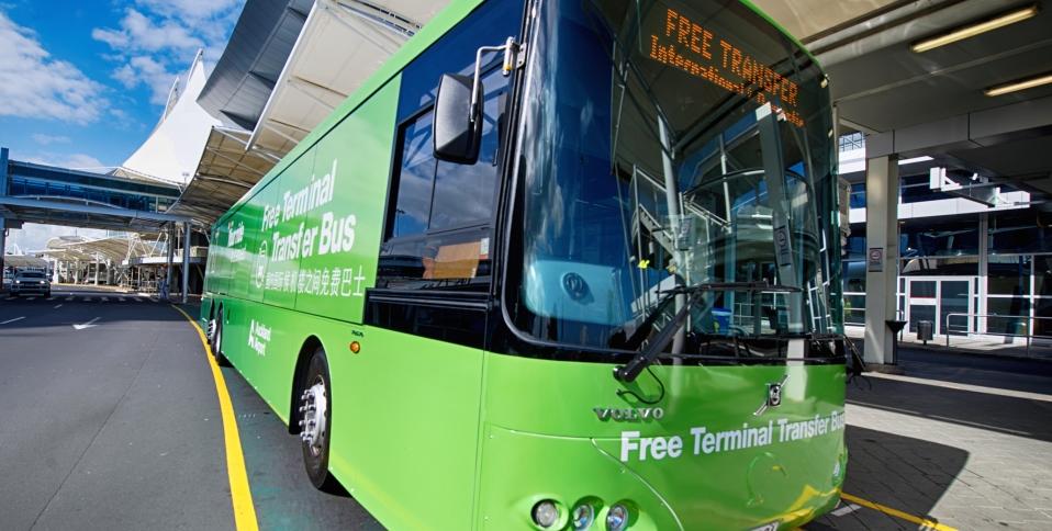 Travel Between Terminals Auckland Airport